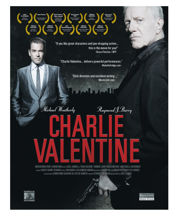 "www.videoviews.org - Patrick Ricketts (Charlie Valentine). Selection - ""."